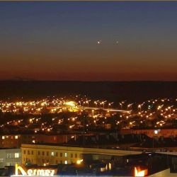 Wenus i Merkury - 13.01.2015 godz. 17:15
