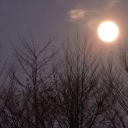 Księżyc - 12.12.2014