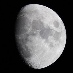 Księżyc - 28.02.2015 godz. 20:34