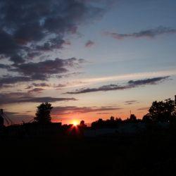 Obserwacje nieba - czerwiec 2015