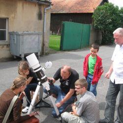 III Letnie Warsztaty Astronomiczne - Rozdrażew