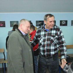 Wycieczka do Planetarium w Potarzycy - 07.12.2012