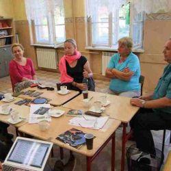 Spotkania w ramach projektu WIELKOPOLSKA: REWOLUCJE - lipiec 2014