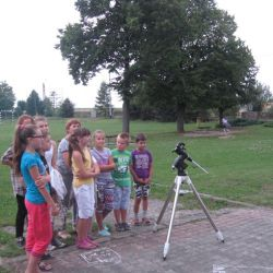V Warsztaty Astronomiczne w Nowej Wsi - 28-30.07.2014