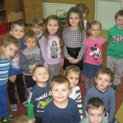 Spotkanie z astronomią w Publicznym Przedszkolu w Rozdrażewie - 03.12.2014