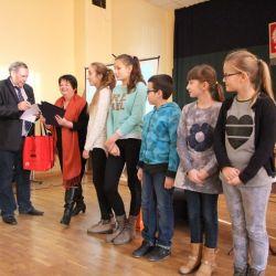 Finał IV Konkursu Astronomicznego - 12.12.2014