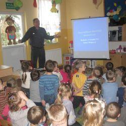 Spotkanie z astronomią w przedszkolu - 16.11.2011
