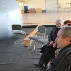 Niedzielny seans dla seniorów