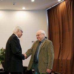 Jubileusz Prof. Sitarskiego (fot. Paweł Kankiewicz)
