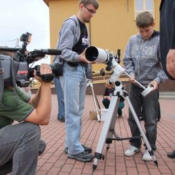 TV Poznań w Rozdrażewie - 18.07.2012