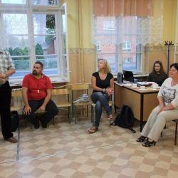 After piknik astronomiczny w Rozdrażewie - 19.08.2014