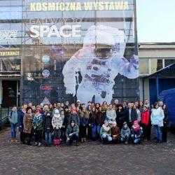 Wystawa GATEWAY TO SPACE - Warszawa 27.01.2017