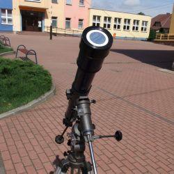 Sprawozdanie z warsztatów astronomicznych w Rozdrażewie - 02.08.2017