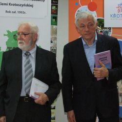 Sprawozdanie ze spotkania Towarzystwa Miłośników i Badaczy Ziemi Krotoszyńskiej - 23.10.2017