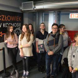 Wycieczka naukowa do Łodzi - 13.02.2018