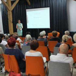 Spotkanie w Bibliotece Publicznej w Zdunach - 09.06.2018