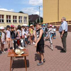 Półkolonie w SP w Rozdrażewie - 27.07.2018