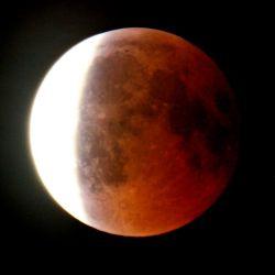 Zaćmienie Księżyca i Marsa - 27.07.2018