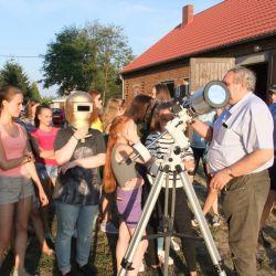 I Międzynarodowe Warsztaty Astronomiczne w Rozdrażewie - 30.07.2018
