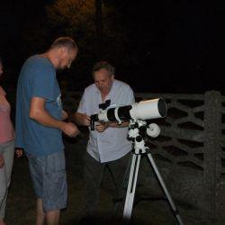 VIII warsztaty astronomiczne w Nowej Wsi - 01.08.2018