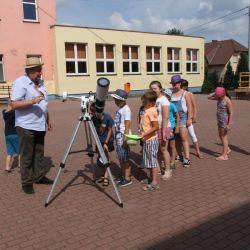 Półkolonie w SP w Rozdrażewie - 02.08.2018