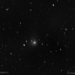 Kometa Garradda - 24.09.2011 r. (fot. Paweł Kankiewicz)