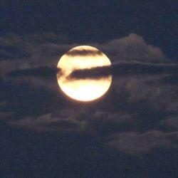 Księżyc - 13.06.2014